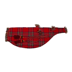 Bagpipe Cover and Cord, Tartan Halfsized BGRT-H