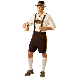 Bavarian Guy Adult Costume 100-181389